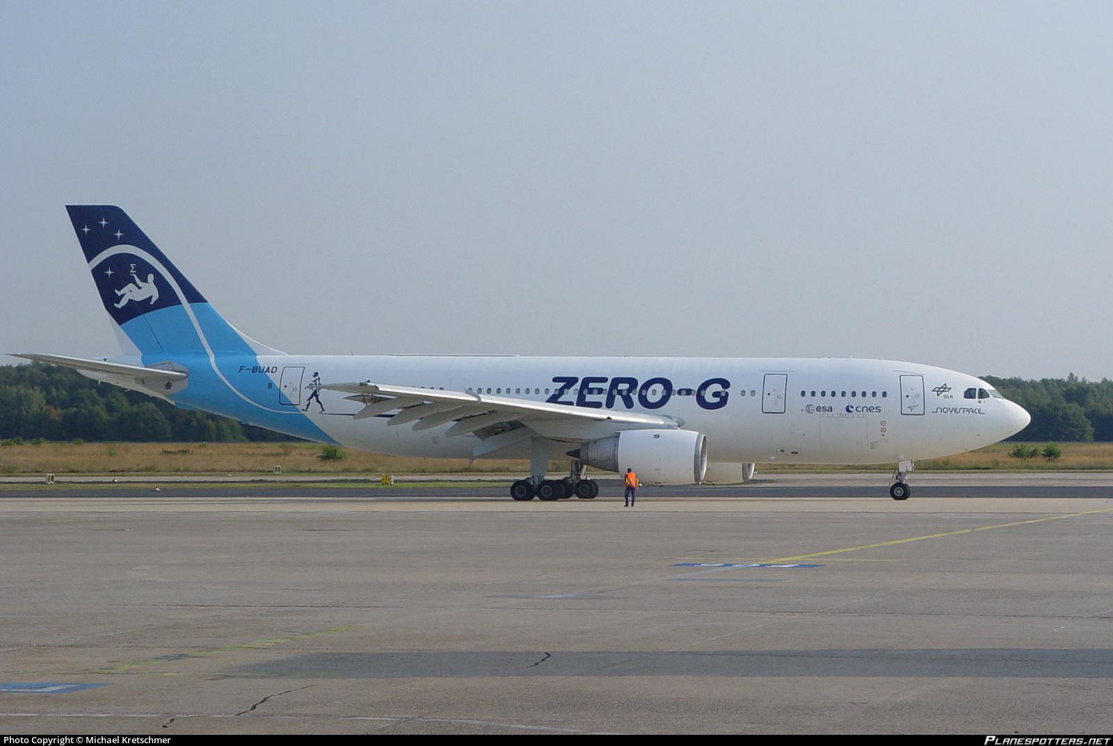 Novespace Airbus A300 (Credit: Michael Kretschmer)