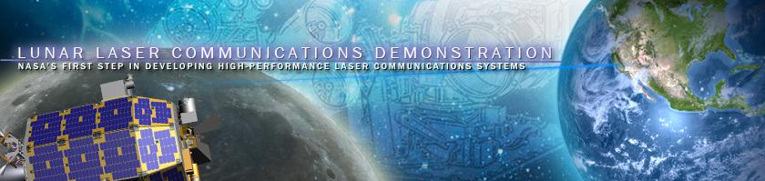 LLCD Mission (Credits: NASA)