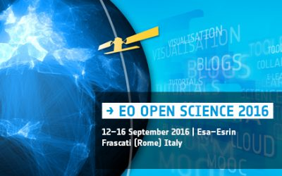 ESA EO Open Science 2016: we were there