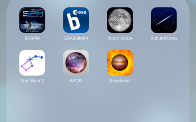Best space-related iOS apps