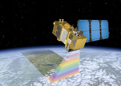 Sentinels Earth Observation Project